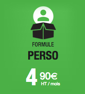 Formule Perso